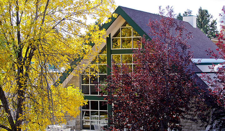 Bair Family Student Center