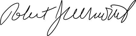 Robert Wilmouth Signature