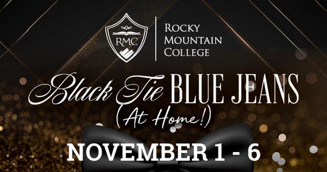 Black Tie Blue Jeans