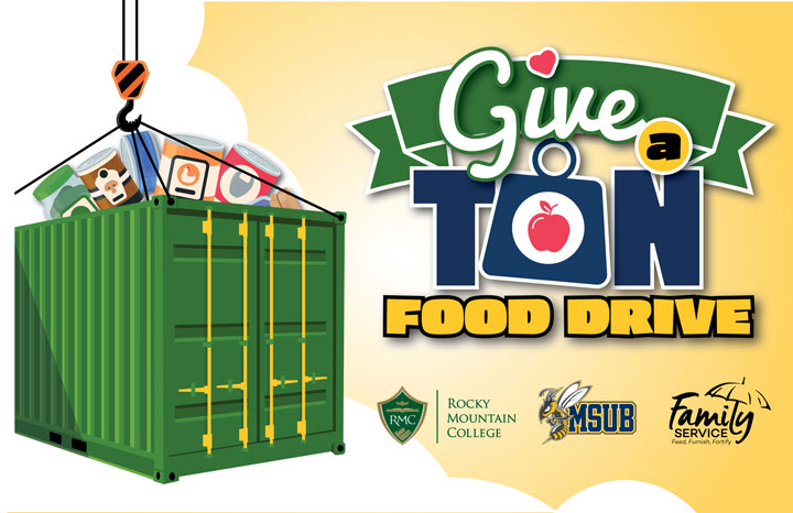 Give-a-Ton Food Drive