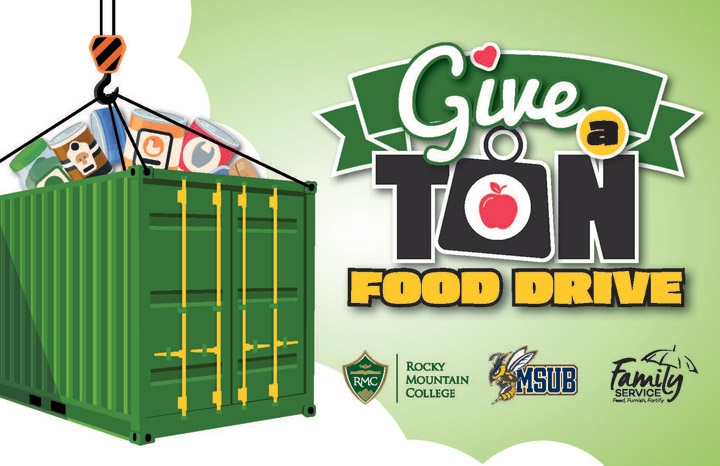 Give-a-Ton Food Drive