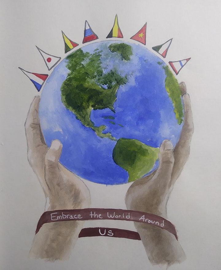 International Week Poster