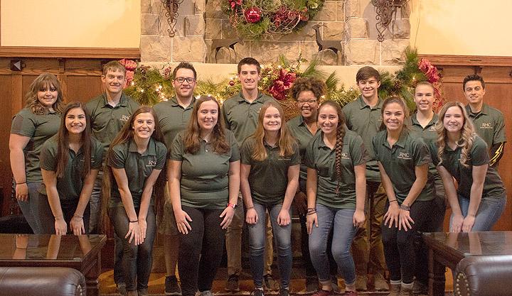 Student Ambassador Team 2018