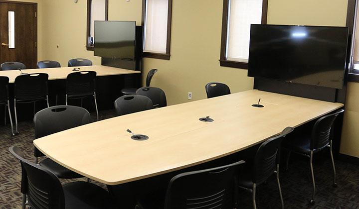 RMC Active Learning Classroom