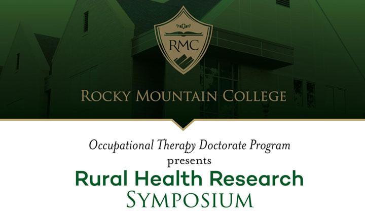 OTD Rural Health Research Symposium