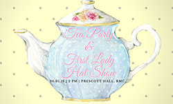 First Lady Tea Party